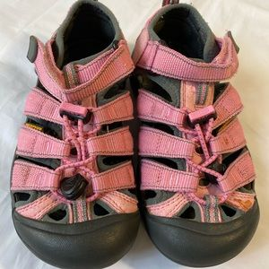 Keen Girl's Sandals Size 13